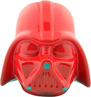 Star Wars Gift Darth Vader Red Valentines Day Ceramic Candy Cookie Jar