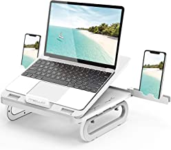 Laptop Stand, Meiwo Multi-Angle Computer Holder Ergonomic Portable Foldable Notebook Riser...