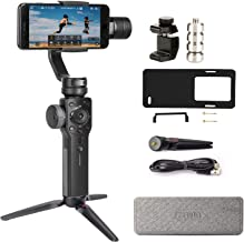 Zhiyun Smooth 4 3-Axis Handheld Gimbal Stabilizer Compatible FiLMiC Pro for iPhone Xs..