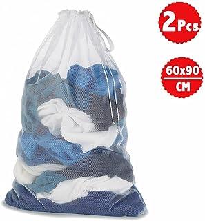 ae3cb472f1 DoGeek -Sac à Linge - Filets de Lavage Sac a Linge-Sacs de Blanchisserie
