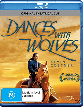 Dances With Wolves Theatrical Cut (Blu-ray)