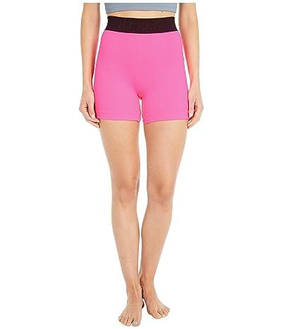 FP Movement Seamless Shorts (Pink) Women