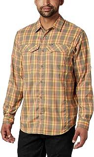 Columbia Silver Ridge Lite Plaid Long Sleeve Wicking Shirt Silver Ridge Lite Plaid à Manches Longues Homme