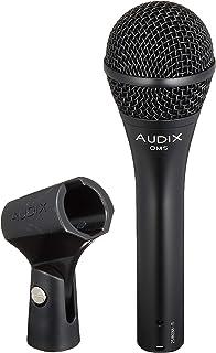 Audix OM5 Dynamic Microphone, Hyper-Cardioid