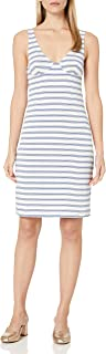 Only Hearts Women's Recycled Stripe Underwire Tank Dress