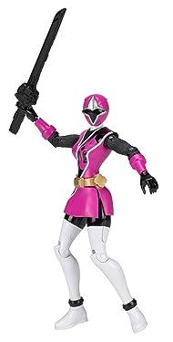 Power Rangers Ninja Steel 5-Inch Pink Ranger Action Hero Figure