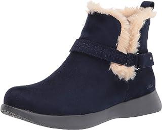 JBU by Jambu womens Boot, Fashion Ankle Boot, Navy, 6.5 US