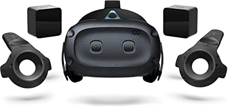 HTC VIVE Cosmos Elite VR Headset with enhanced SteamVR tracking and Free Download of Half Life Alyx [Edizione: Regno Unito]