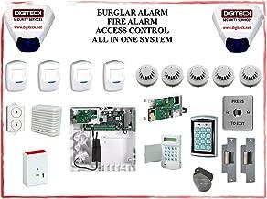 TC319- HONEYWELL GALAXY FLEX FX020 DOOR ACCESS CONTROL, BURGLAR & FIRE ALARM SYSTEM