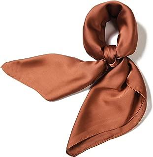Satin Silk Square Scarfs for Women 27