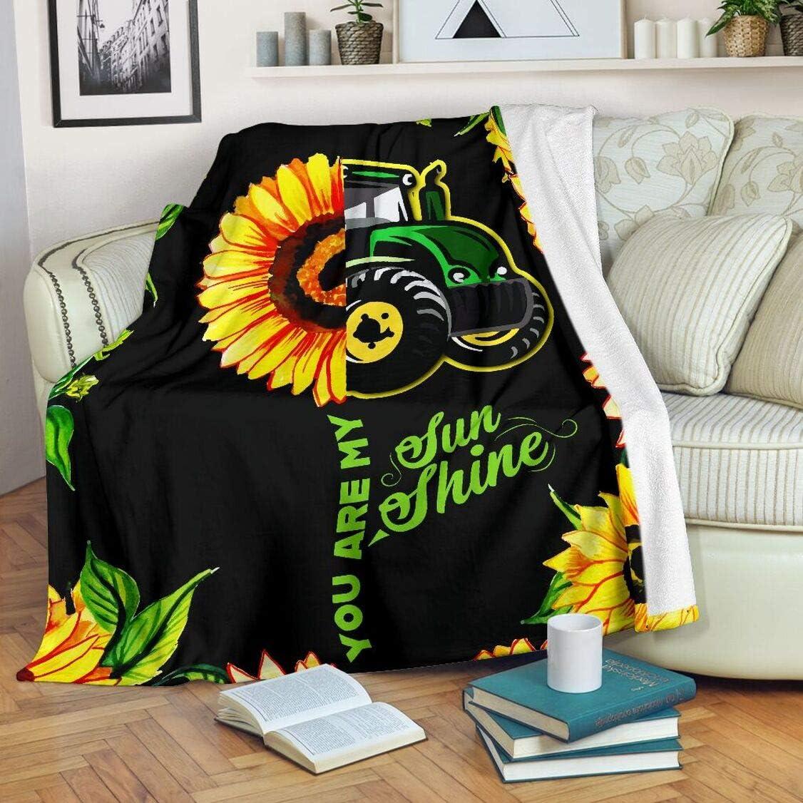 Ranking TOP20 Personalized Farmer's Wife Blanket National uniform free shipping P Fuzzy Sherpa Fleece