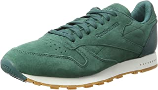 3eabfba540be7 Amazon.fr   reebok classic leather homme - Vert