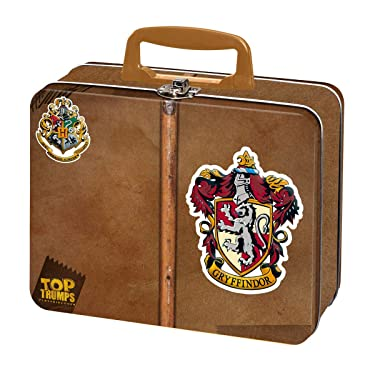 Harry Potter Gryffindor Top Trumps Collector's Tin Card Game