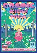Cosmic Kids Yoga - Series 1 DVD. Fun yoga adventures for kids aged 3