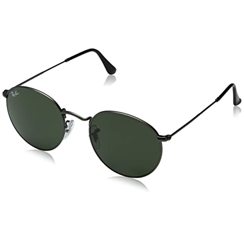 c8dfa2c799 Ray-Ban RB3447 - 029 Sunglasses Gunmetal w  Green Classic G-15 Lens