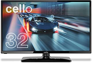 Cello M3220G 32 inch Full HD LED Gaming Monitor HDMI VGA Flicker Free Anti Glare Response time 8ms 144Hz Refresh Rate, Black