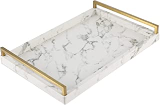 faux marble decor