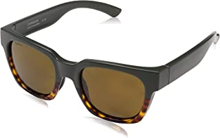 Smith Unisex Adults' Comstock F1 WK4 51 Sunglasses, Green (SHD Grn Hvna/Brown Pz) (COMSTOCK F1 WK4 51 WK4-51)