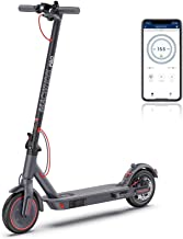 Macwheel MX PRO Electric Scooter, Up to 25miles Long Range, Max Speed 15.5mph, 350W Brushless Hub Motor, 8.5 inches Non-Pn...