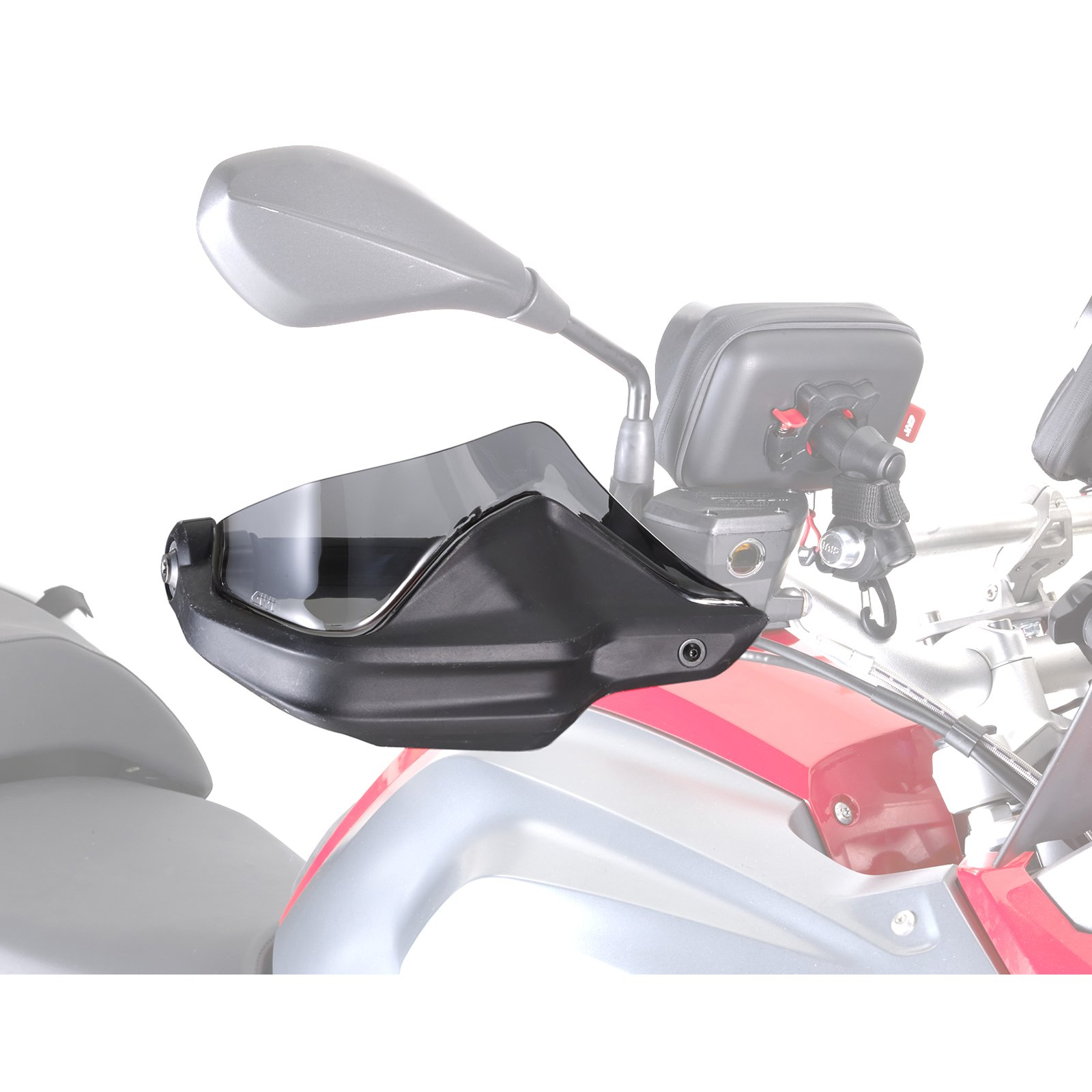 BMW Genuine F800GS F650GS Motorcycle Spoiler Attachment for Hand Protectors
