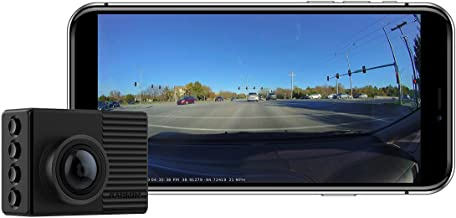 """Garmin Dash Cam 66W, Extra-Wide 180-Degree Field of View In 1440P HD, 2"""" LCD Screen and Voice Control, Very Compact with A..."""
