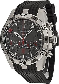 Eberhard - &Co Chrono 4 Geant Titane X Edition Limitee 37061.1 CU - Reloj de pulsera para hombre (cronógrafo, analógico, automático)
