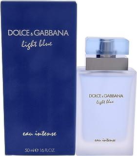 Light Blue Eau Intense by Dolce and Gabbana for Women - 1.6 oz EDP Spray
