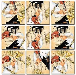 B.Dazzle Scramble Squares: Symphony