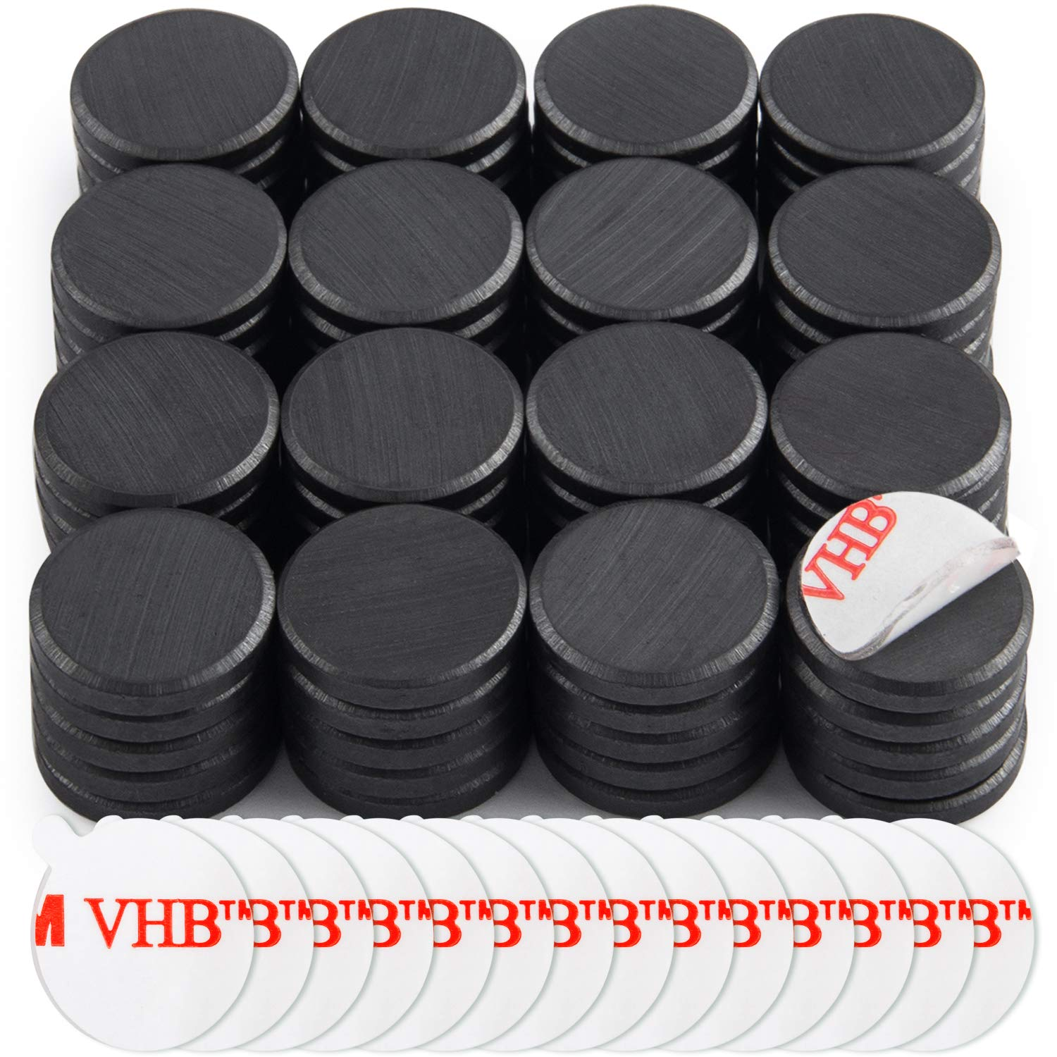 D10mm Double Sided Adhesive Disc Double Sided Adhesive for Magnets 10mm 1mm Round Permanent,Fridge,DIY,Building,Scientific,Craft,Office Magnets