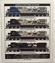 Reproduction Kansas City Southern Lines Sign 12X12