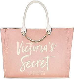 handbag Angel City Tote purse pink Shanghai Fashion Show 2017