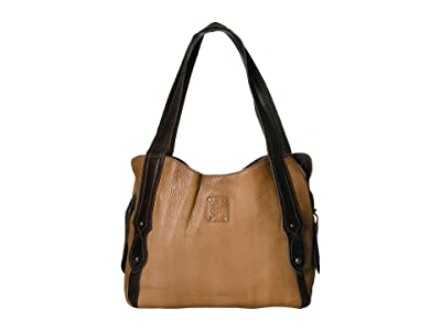 STS Ranchwear Combo Purse (Camel) Handbags
