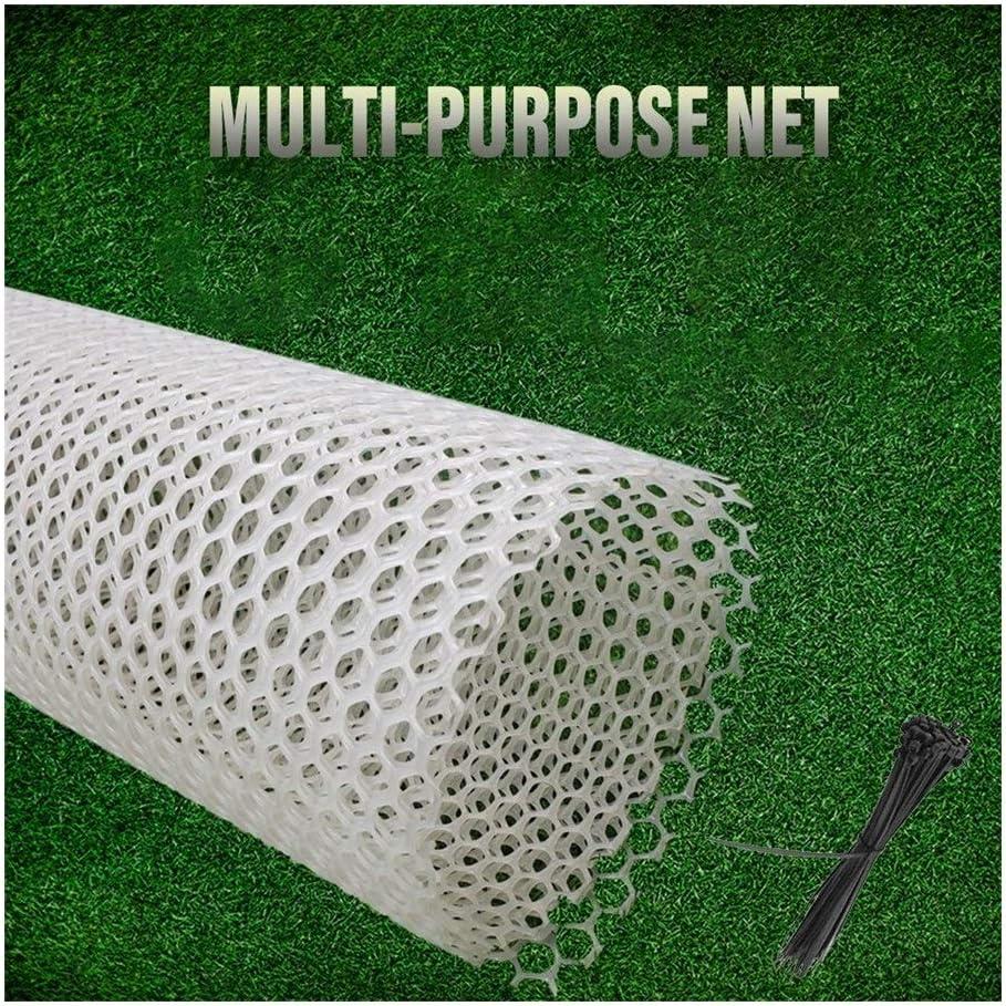 LSXIAO-Decorative Fences Plastic Wire Fence Poultry Balcon Net Max 88% OFF Large discharge sale
