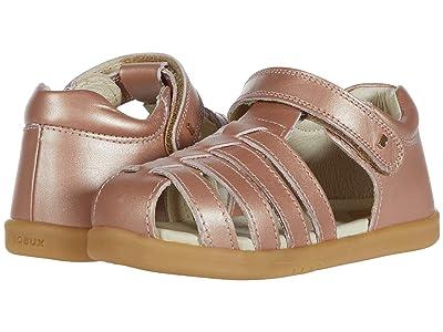 Bobux Kids I-Walk Jump Sandal (Toddler) (Rose Gold) Girl