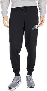 سروال رياضي اسينشيالز مكتنز بتصميم يحمل شعار العلامة التجارية ان بي للرجال من نيو بالانس