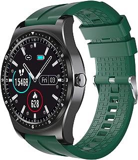 JessFash Deporte Reloj Inteligente Actividad Rastreador de Ejercicios Calorías Reloj Contador de Pasos Podómetro Impermeable Cardio Salud Ejercicio Reloj Inteligente Ritmo cardíaco Monitor de sueño
