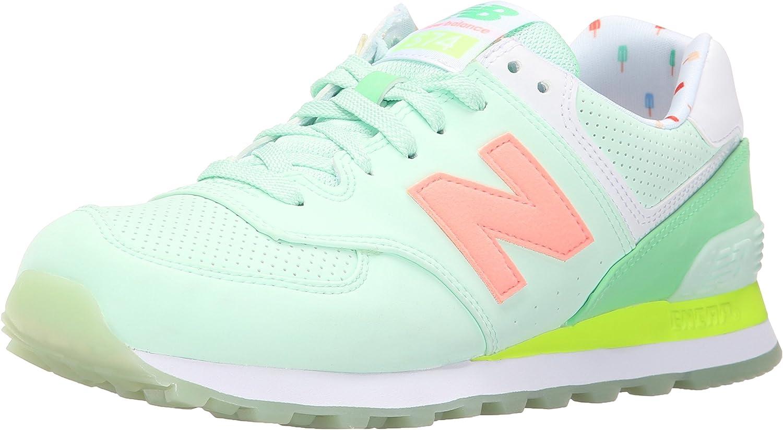 New Balance Women's WL574 State Fair Running shoes