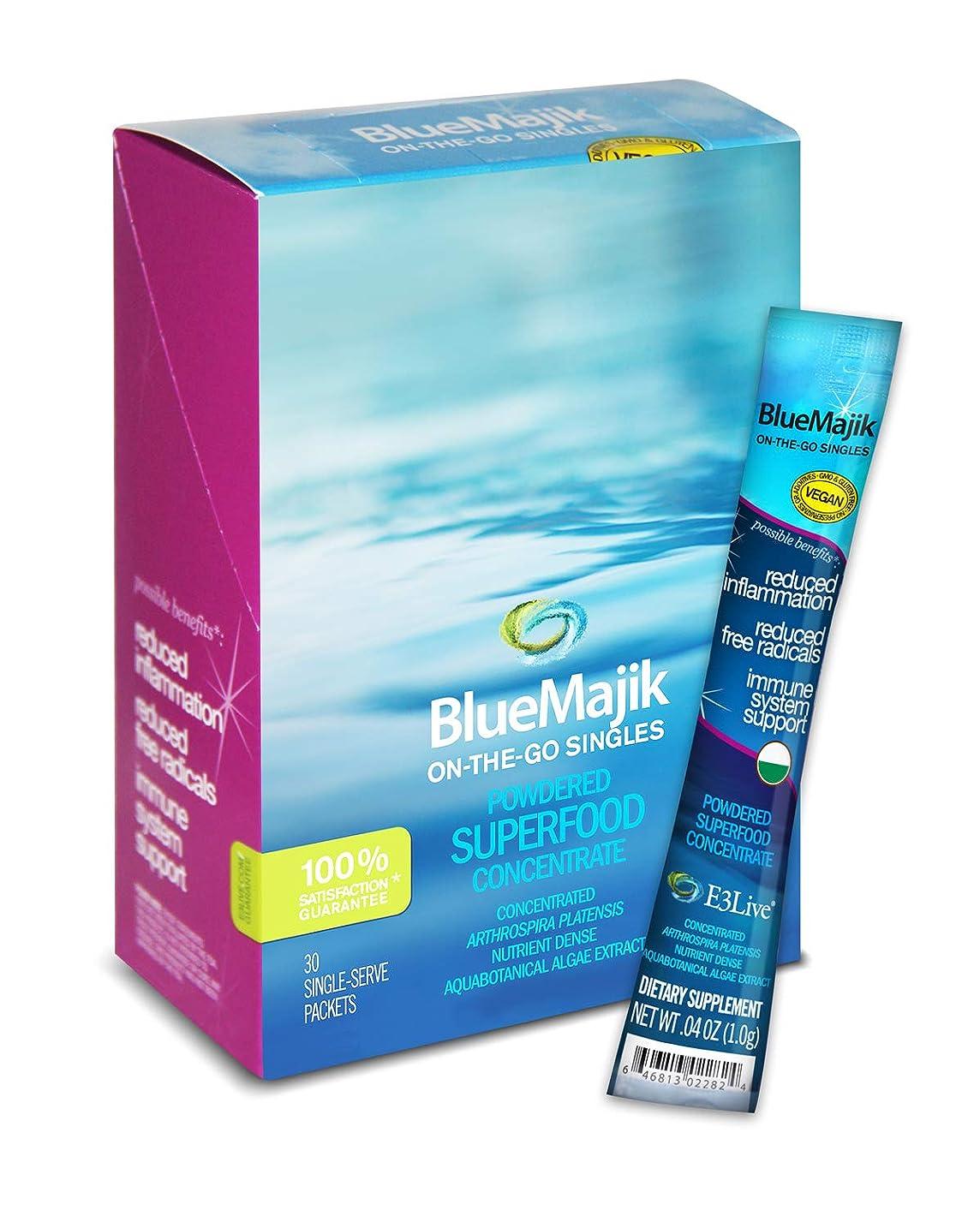 ゆるいシャーロットブロンテテーマイースリーライブ?(E3Live) BlueMajik パウダースティックBOX 30包