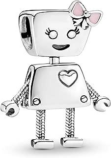 Pandora Women Pandora/797141EN160/Charms/Silver, Cubic Zirconia - 797141EN160