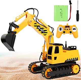 Best remote control caterpillar construction toys Reviews