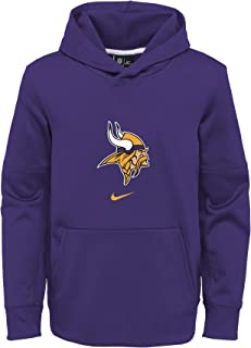 Nike NFL Youth (8-20) Circuit Logo Essential Therma Performance Pullover Hoodie, Team Variation