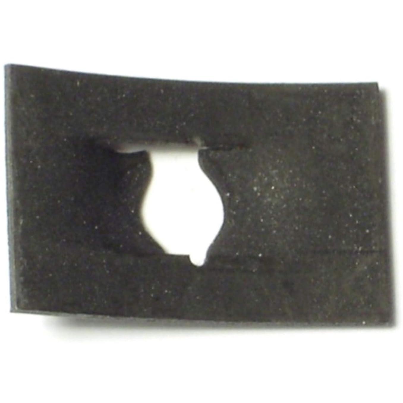 Hard-to-Find Fastener 014973324384 Flat Speed Nuts for Sheet Metal Screws, 14, Piece-24