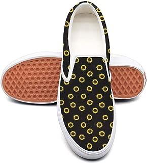 Gerbera Daisy Womens Walking Shoes Print shoefor Womens