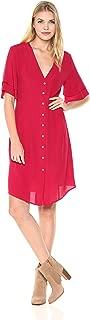 Women's Cherry Nights Midi Dress