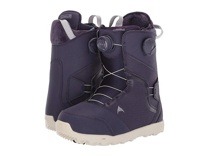 Burton  Felix Boa 19 (Purple Velvet) Womens Cold Weather Boots