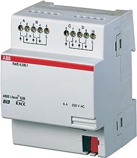 ABB RA/S4.230.1 - Persiana EIB/KNX, 4 capas, 230V