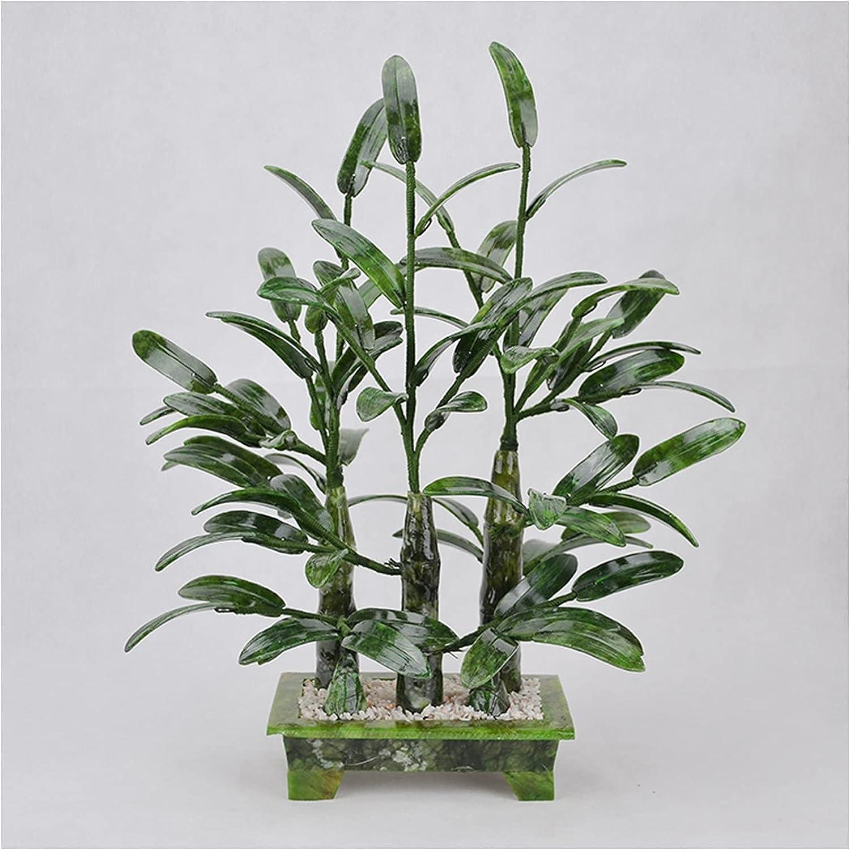 Artificial Plants bonzai trees indoor Wealth Ranking TOP19 Bonsai Jade Natural Direct sale of manufacturer