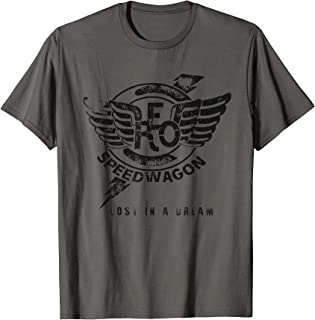 Reo Speedwagon Mermaid T-shirt Black Size S 5XL Gift For Fans