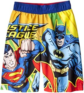Justice League Little Boys ' Board Shorts ( 2t )