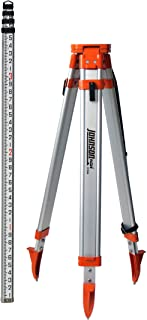 Johnson Level and Tool 40-6350 Universal Tripod Kit